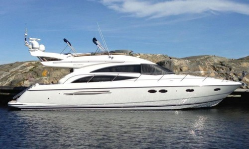 Image of Princess 57 for sale in Sweden for kr4,895,000 (£421,054) Sweden