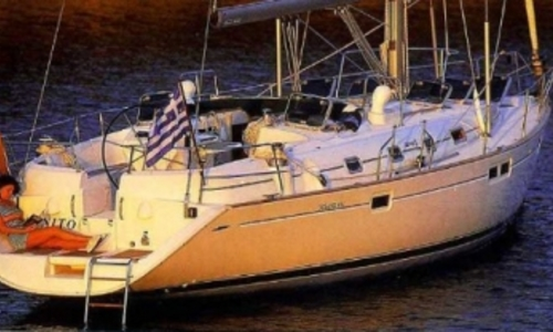 Image of Beneteau Oceanis 461 for sale in France for €99,000 (£87,980) CANNES, France