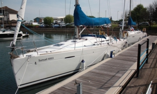 Image of Beneteau First 40 for sale in United Kingdom for £74,000 PORTSMOUTH, United Kingdom