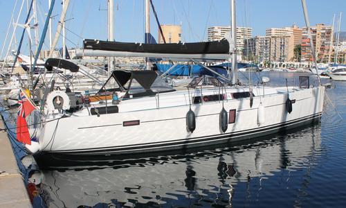 Image of Hanse 445 for sale in Spain for €205,000 (£183,085) ALMERIA (, Spain