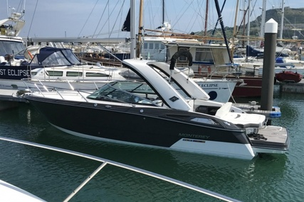 Monterey 278SCC Cuddy for sale in United Kingdom for £64,950