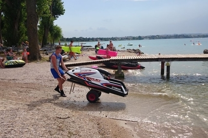 Superjet Kawasaki Strandkar Jetski NIEUW (trailer kar) beach cart for sale in Netherlands for €425 (£375)