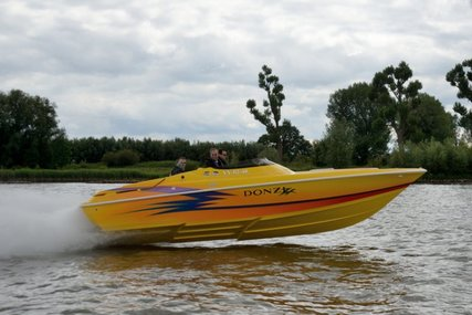 Donzi 26 ZX 525 for sale in Netherlands for €65,500 (£58,557)