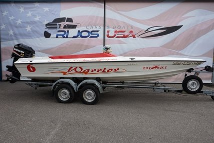 Warrior 20 ft F1 racing - 1st owner - 5 hrs for sale in United Kingdom for €25,950 (£23,132)