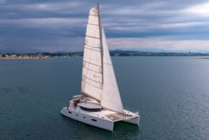 Fountaine Pajot Salina 48 for sale in Greece for €459,500 (£410,829)