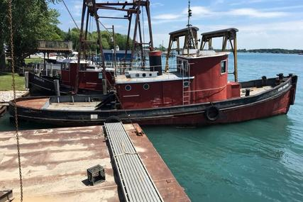 Steel Riveted  Tug for sale in United States of America for $17,500 (£12,618)