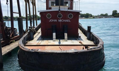 Image of Steel Riveted  Tug for sale in United States of America for $17,500 (£12,551) Algonac, Michigan, United States of America