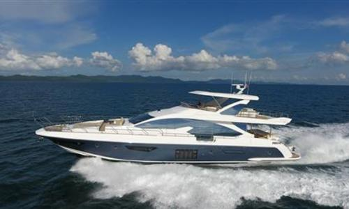 Image of Azimut Yachts 80 for sale in Thailand for $3,490,000 (£2,710,259) Phuket, , Thailand