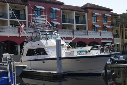 Hatteras 55 Flybridge Convertible for sale in United States of America for $90,000 (£69,454)
