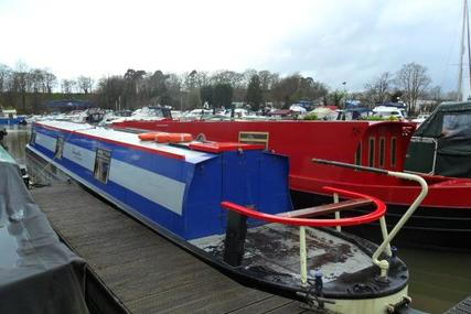 Narrowboat 59' Cruiser Stern 2006 for sale in United Kingdom for £41,500