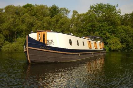 Wide Beam Narrowboat 64'x12' by Bluewater Boats for sale in United Kingdom for £169,995