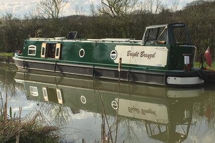 Sea Otter 45' Semi Trad Narrowboat for sale in United Kingdom for £84,950