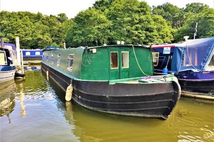 Wide Beam Narrowboat Piper Boats 60' x 10' for sale in United Kingdom for £79,950