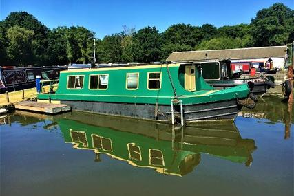 Custom Narrowboat 32' for sale in United Kingdom for 9.995 £