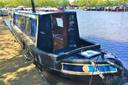 Narrowboat Dennis Cooper 40' Trad for sale in United Kingdom for £29,950