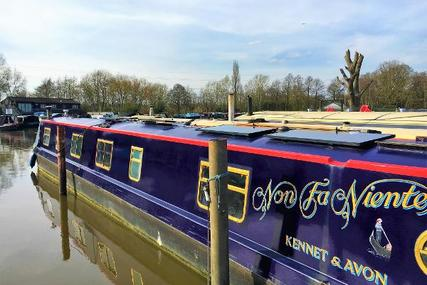 Liverpool Boats 58' Narrowboat for sale in United Kingdom for £42,500