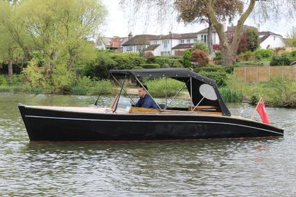 Custom 20' Daisy Class Slipper Launch for sale in United Kingdom for £6,500