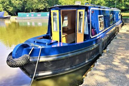 Sea Otter 41' Narrowboat for sale in United Kingdom for £47,950