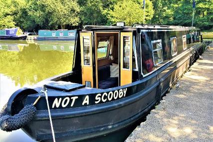 Sea Otter 51' Narrowboat for sale in United Kingdom for £79,950