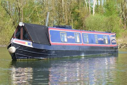 Narrowboat 55' Trad Stern by Cuttwater for sale in United Kingdom for £49,950