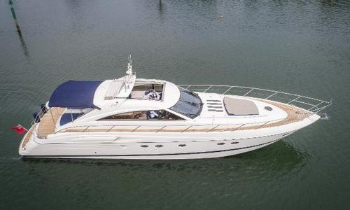 Image of Princess V65 for sale in United Kingdom for £349,000 Southampton, United Kingdom