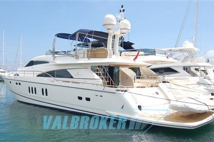 Fairline Squadron 78 for sale in Italy for €970,000 (£860,425)