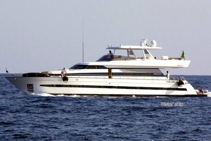 Cantieri di Pisa AKHIR 25 S for sale in France for €748,000 (£661,543)
