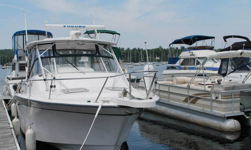 Image of Grady-White Express 330 for sale in United States of America for $108,000 (£88,980) Grand Isle, Vermont, United States of America