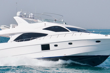 Majesty 77 for sale in United Arab Emirates for €1,375,000 (£1,225,665)
