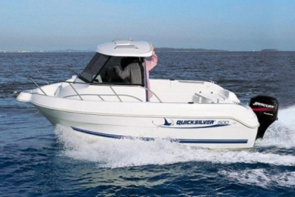 Quicksilver 500 PILOTHOUSE for sale in Ireland for €12,500 (£11,164)