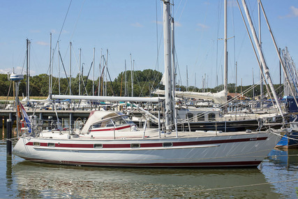 Najad 391 for sale in Netherlands for €182,500 (£160,567)