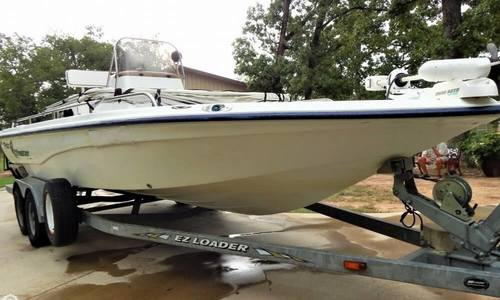 Image of Fish Master Travis Edition 22 for sale in United States of America for $19,500 (£14,994) Mount Vernon, Texas, United States of America