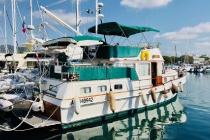 Grand Banks 42 for sale in France for €220,000 (£197,419)