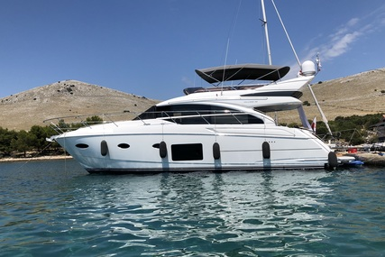 Princess 52 for sale in Croatia for €995,000 (£897,739)