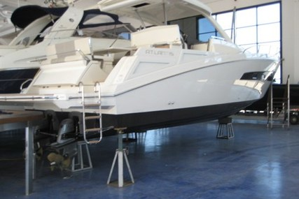 Atlantis Verve 36 for sale in Italy for €158,000 (£141,127)