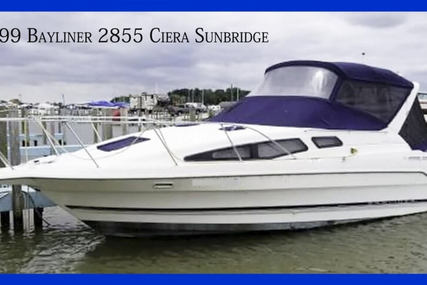 Bayliner 2855 Ciera DX/LX Sunbridge for sale in United States of America for $28,900 (£22,957)