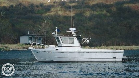 Homebuilt 28 Commercial Quality Workboat for sale in United