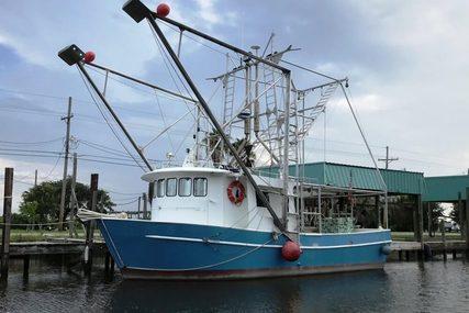 Custom Built Aluminum 40 x 16 Shrimp Boat for sale in United States of America for $135,000 (£105,176)