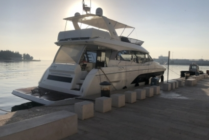 Prestige 630 for sale in Croatia for €1,315,000 (£1,174,422)
