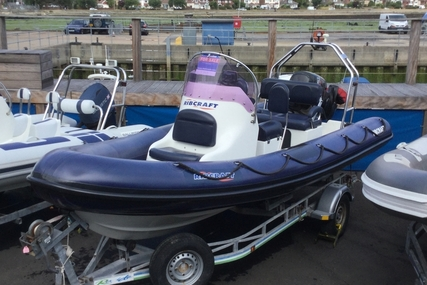 Ribcraft 585 for sale in United Kingdom for £18,995