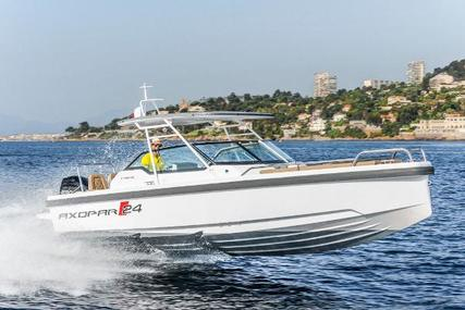 Axopar 24 T-Top for sale in Portugal for €105,157 (£93,915)