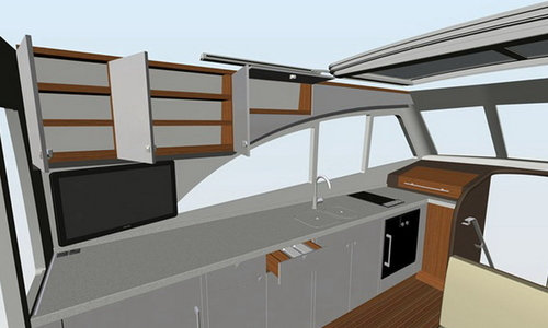 Image of Classic Cruiser 46 for sale in Germany for €550,000 (£491,203) Germany