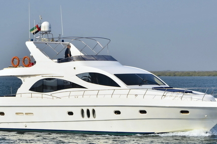 Majesty 66 for sale in United Arab Emirates for €749,000 (£668,929)