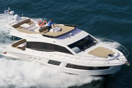 Majesty 48 (New) for sale in United Arab Emirates for €585,949 (£523,309)