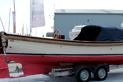 Kapiteinssloep 8.30 for sale in Netherlands for €58,500 (£52,529)
