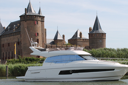 Prestige 460 for sale in Netherlands for €492,400 (£442,142)
