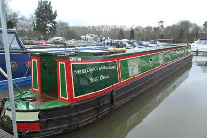 Narrowboat 65' Semi - Traditional Stern for sale in United Kingdom for £36,500