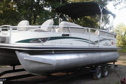 Sun Tracker 22 Party Barge Regency Sport Fish for sale in United States of America for $24,500 (£19,016)