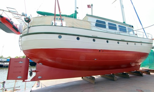 Image of Bronsveen Zeilkotter Motorsailer 1600 for sale in Netherlands for €270,000 (£232,442) Delfzijl (, Netherlands