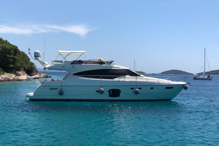 Ferretti Ferretti 592 for sale in Croatia for €659,000 (£569,242)